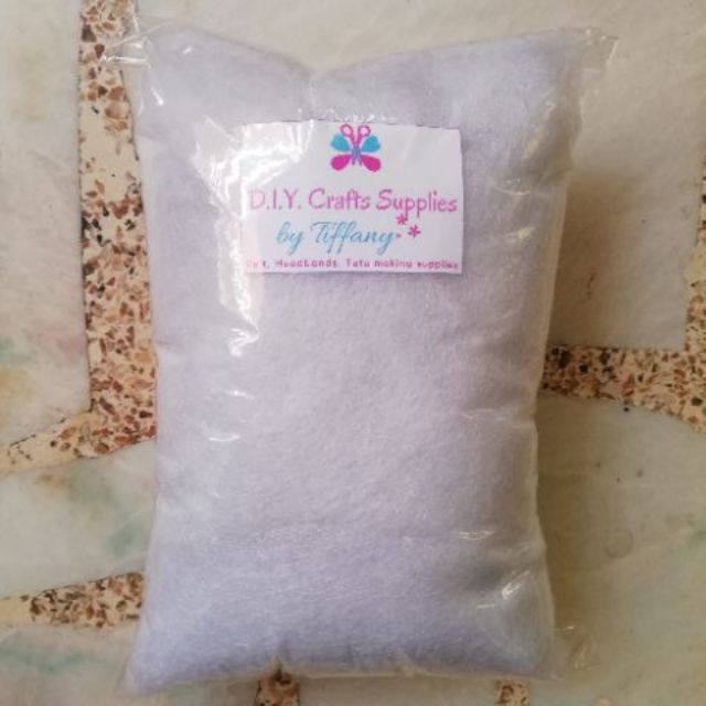 fiber fill for toy pillow stuffing