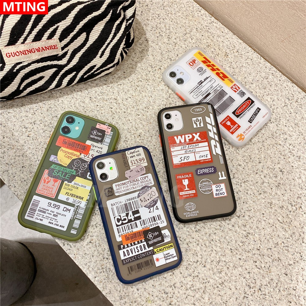 retro bar code label phone case for samsung galaxy a71 a51 a11 a20 a30 a30s a50s a50 a20s a10s contrast hard protection cover meiting