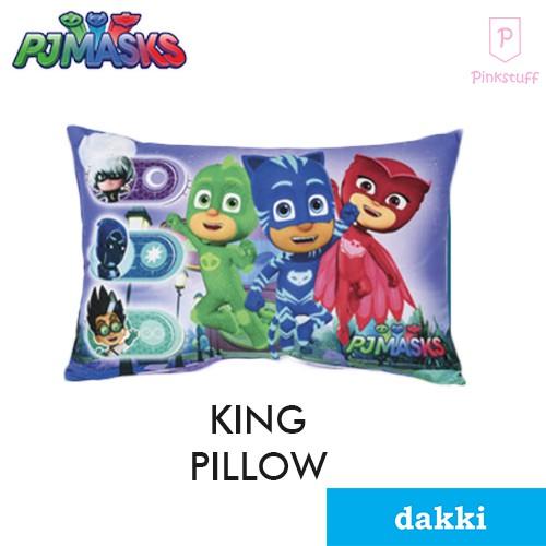 dakki pj mask king pillow