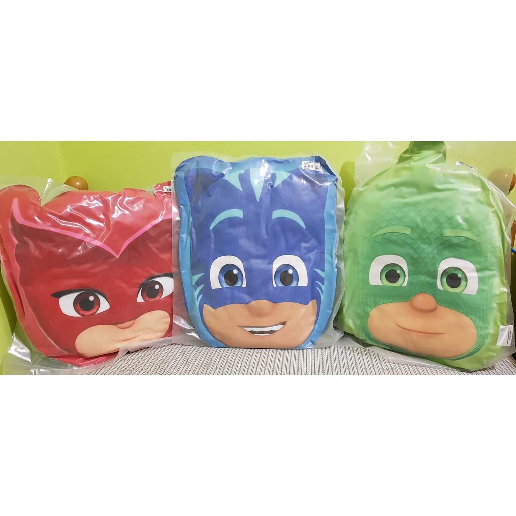 dakki pj masks shaped pillow