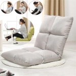 Large Small Lazy Sofa Tatami Bed Folding Back Single Bedroom Chair Shopee Philippines