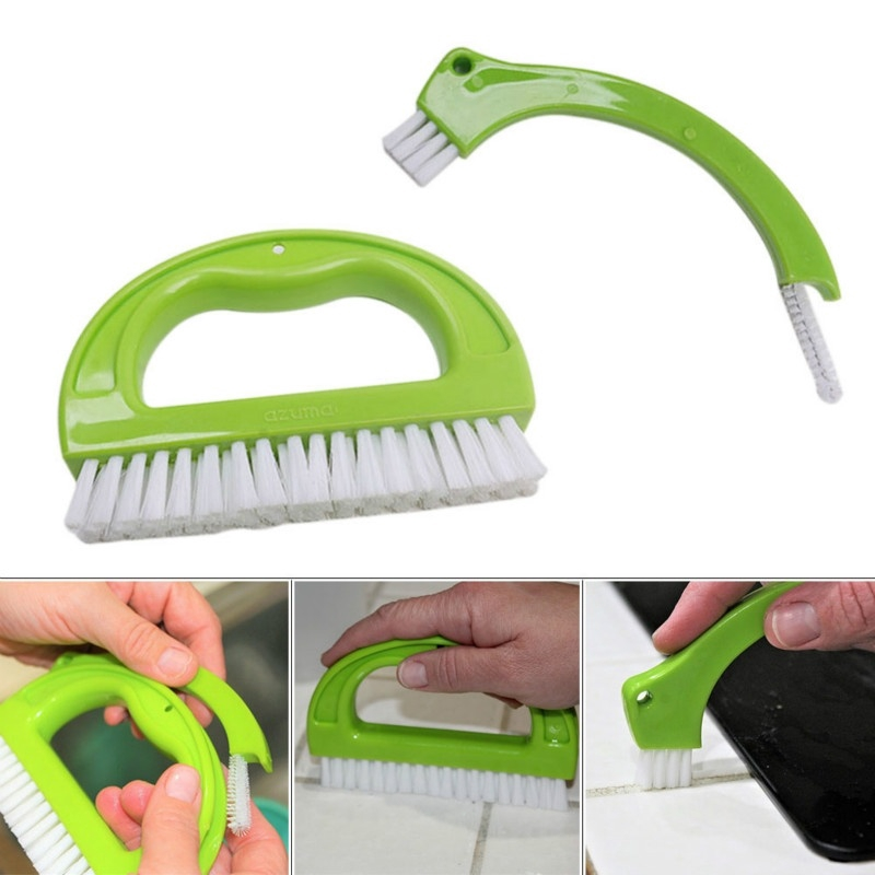 grout brush tile grout cleaner cleaning tool for room kitchen shower sinks tubs