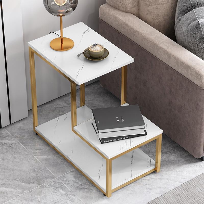coffee table living room sofa corner l shaped side table