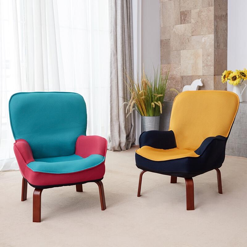 sofa chair detachable washable foldable children s learning reading sofa simple lovely cartoon leisure lazy sofa chair light luxury style