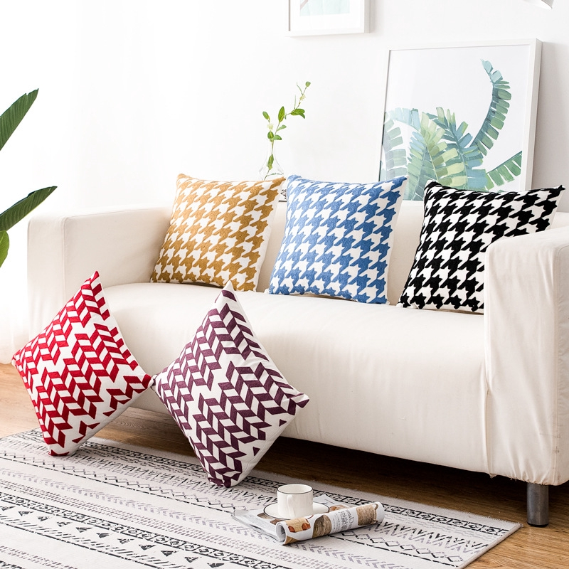 vintage pillow covers cushion cases