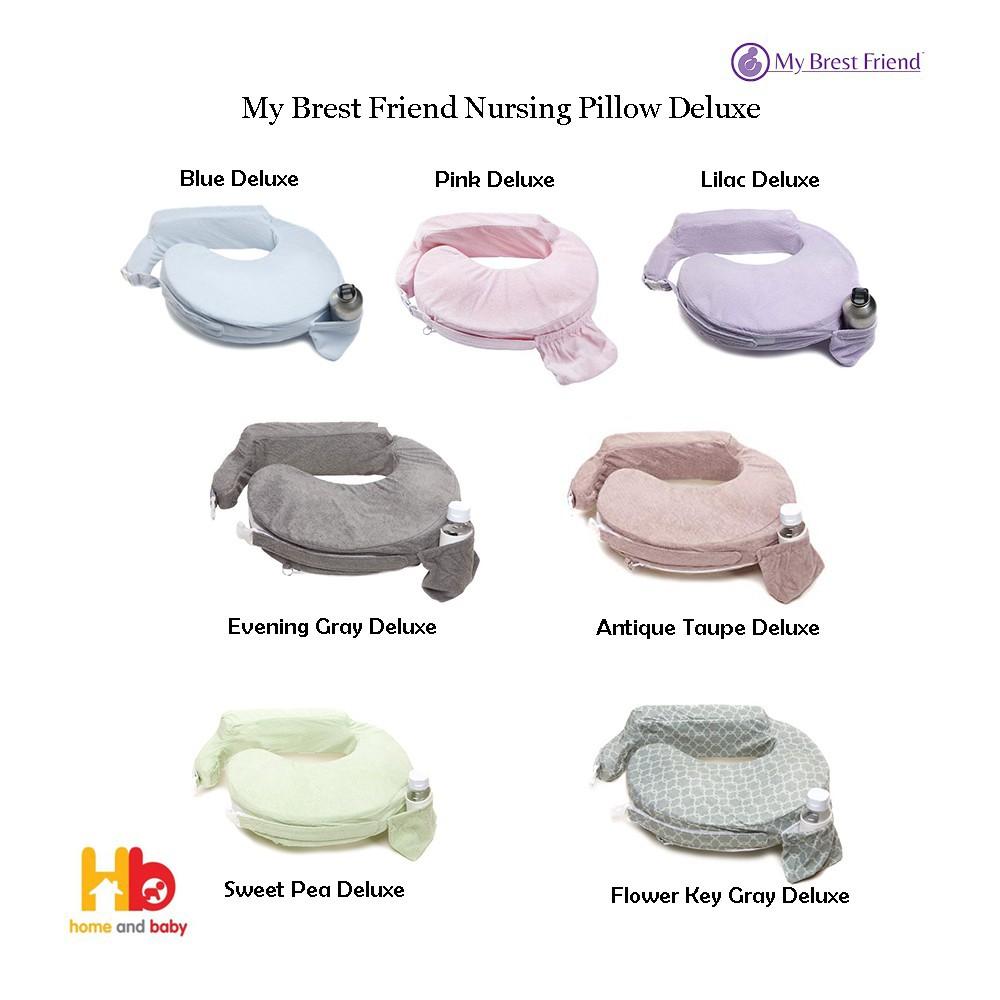 my brest friend nursing pillow deluxe