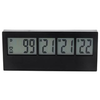 AOT.999 Days Countdown Clock LCD Digital Screen Kitchen ...
