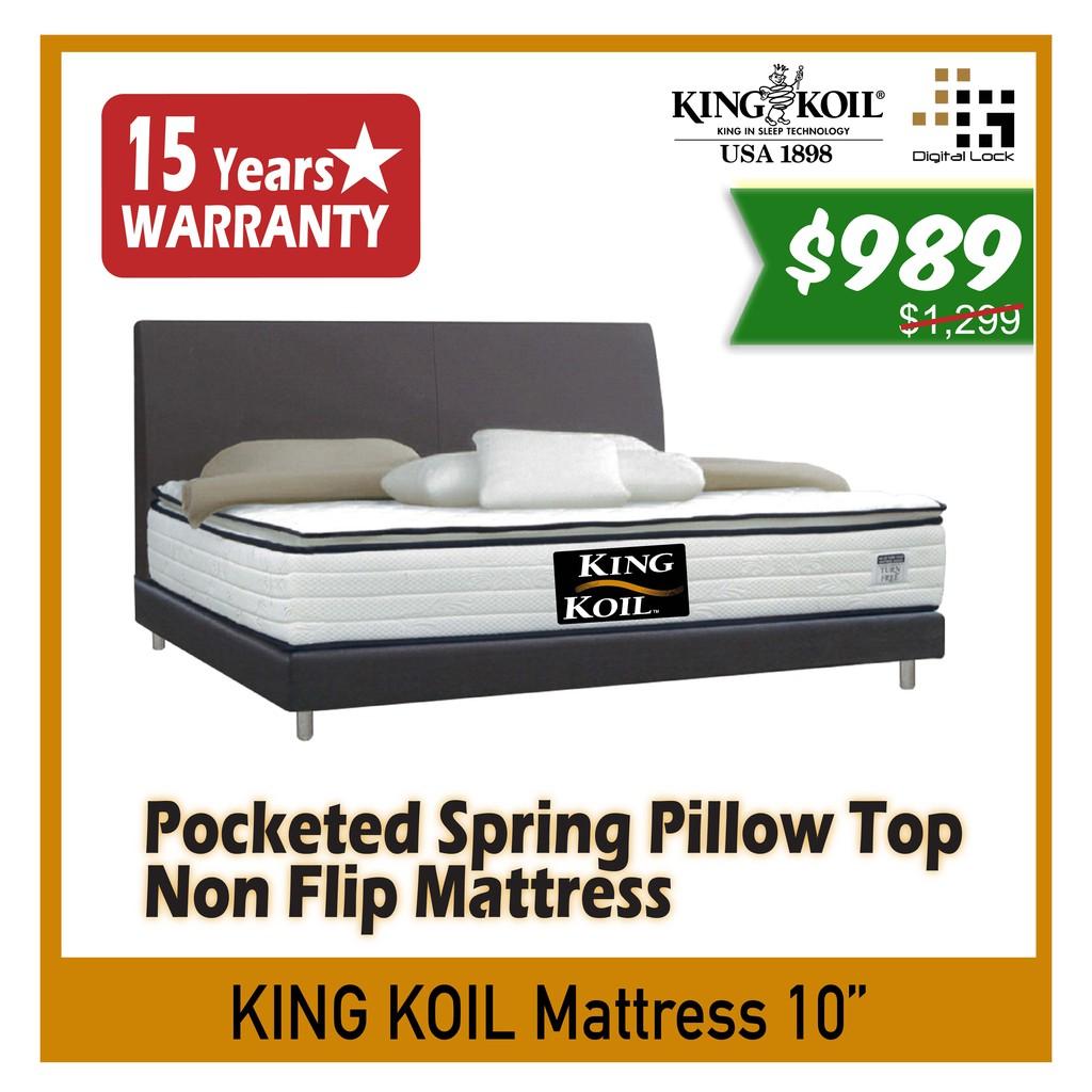 king koil mattress 10