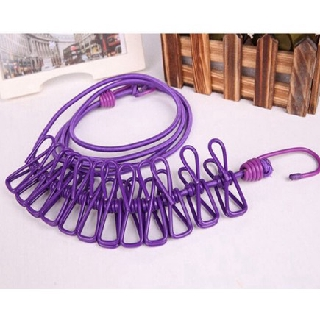 MYLIVING Portable Outdoor Travel Rope Drying Laundry Rope ... on Myliving Outdoors  id=55452