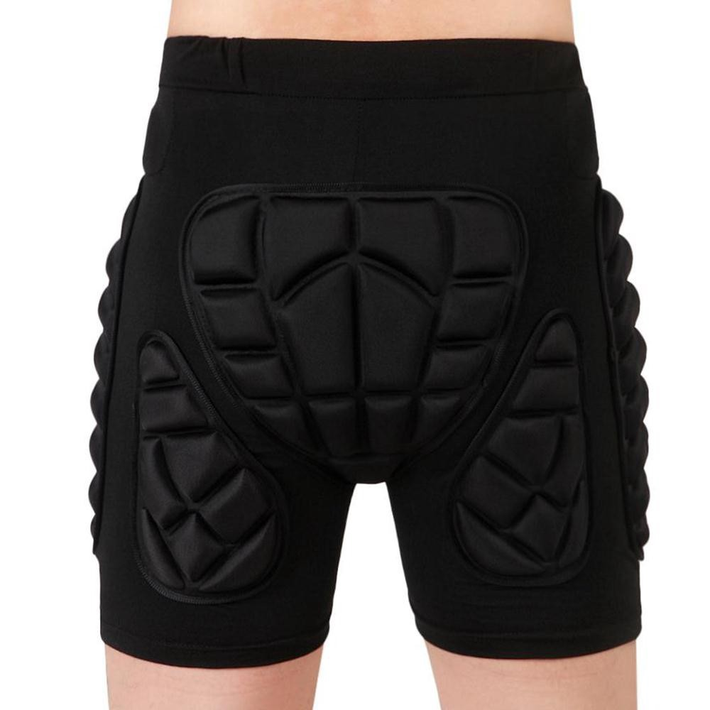 彈性 滑雪護臀墊 防摔褲 溜冰 滑雪護具 輪滑 滑冰 護臀 滑雪墊 運動用品   蝦皮購物