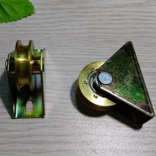 銅輪紗門輪 (大) 1200# // 紗門輪 鋁門窗輪子 培林塑膠輪 塑膠輪 滾輪 紗窗輪 | 蝦皮購物