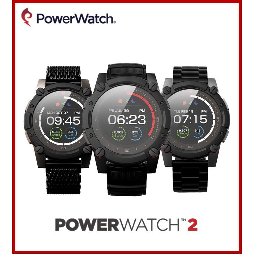Matrix PowerWatch2代免充電智能手錶體溫溫差充電+太陽能充電男生精品運動手錶GPS戶外跑步游泳防水腕錶 | 蝦皮購物