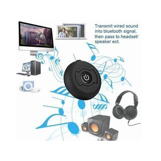 藍芽音樂發射器 3.5mm音源孔轉藍芽輸出 可一對二 接電腦/筆電/藍牙耳機/電視/音響/PS4/XBOX ONE 桃園 | 蝦皮購物