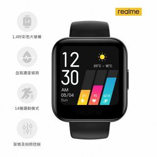 ⚡現貨⚡ realme watch 智慧手錶 臺灣公司貨 RMA161 華米 小米手環5 | 蝦皮購物