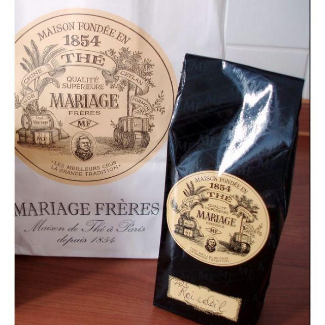《專賣》瑪黑兄弟 皇家婚禮-Mariage Frères 中秋現貨 | 蝦皮購物