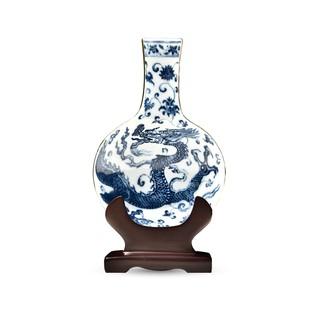 故宮神話-瓶安蘸福-青花龍醬碟筷架-禮品 TALES神話言官方旗艦店 | 蝦皮購物