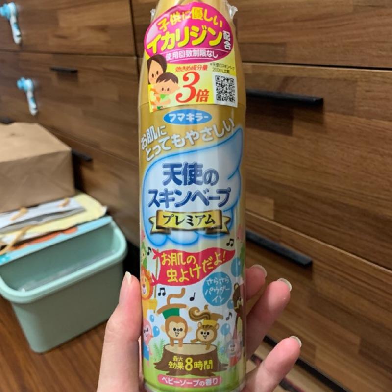 日本Skin vape天使防蚊液 金色加強版 兒童防蚊液   蝦皮購物