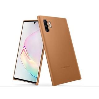 Samsung Note10+ 皮革背蓋 原廠公司貨 聯強代理 | 蝦皮購物