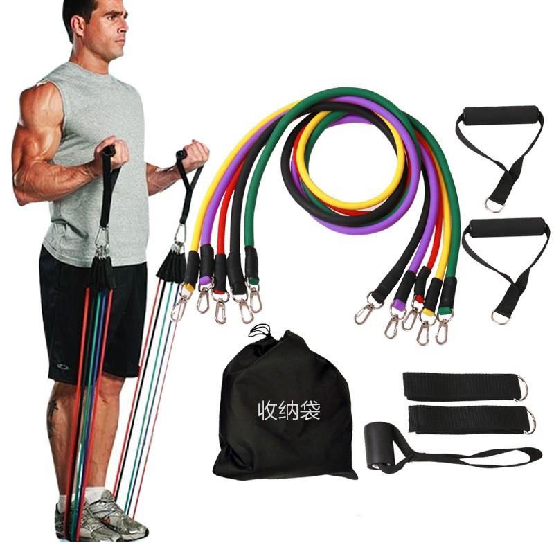 彈力繩 訓練 拉力繩健身男力量訓練彈力帶胸肌 器材家用女擴胸器防 - 比價查詢- Biza 比價網