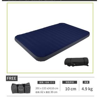 【小玩家露營用品-仁德店】努特NUIT 舒適天堂 3D TPU 雪花絨 自動充氣睡墊 雙人 10公分 登山 旅遊 床墊 | 蝦皮購物