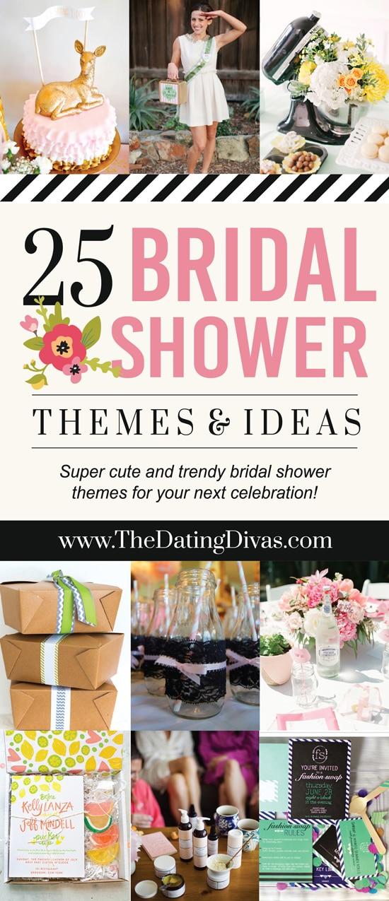 Best Bridal Shower Themes