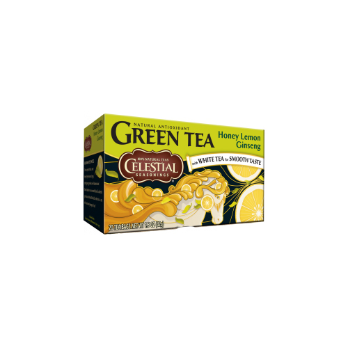 BettyMills Honey Lemon Ginseng Green Tea Celestial