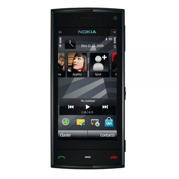 Souq | Nokia X6-00 - 16GB, WiFi, Black | UAE