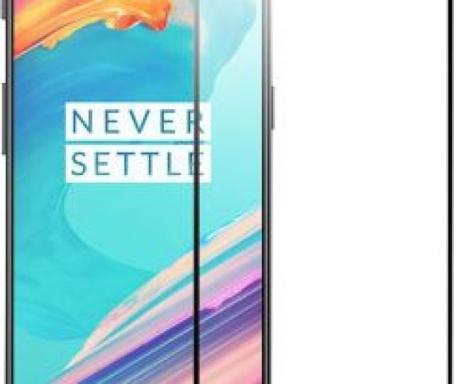 Oneplus 5t Tempered Glass Screen Protector Full Cover 9h 2 5d Ultra Thin Protective Film Guard