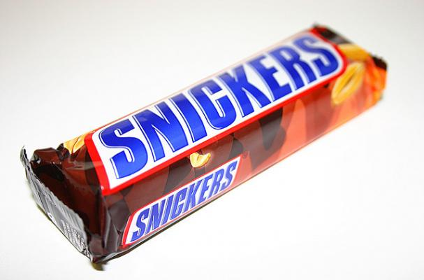 Foodista Slimmed Down Snickers Bars Are A Low Calorie
