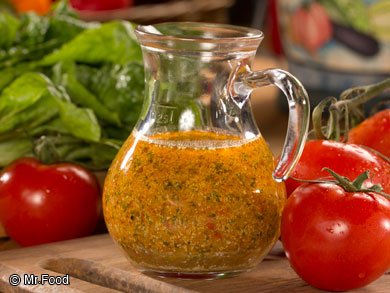Rich Vinaigrette Dressing