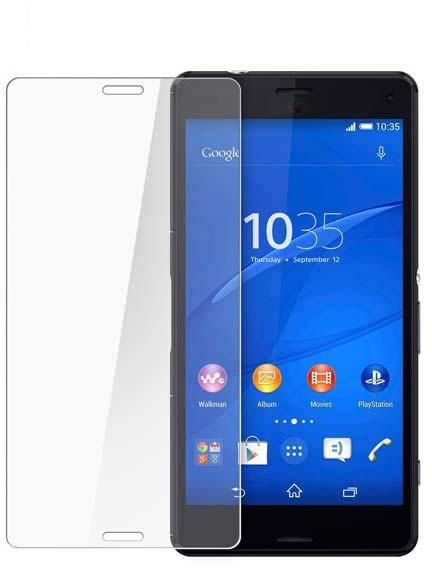 Tempered Glass Screen Protector For Sony Xperia Zr