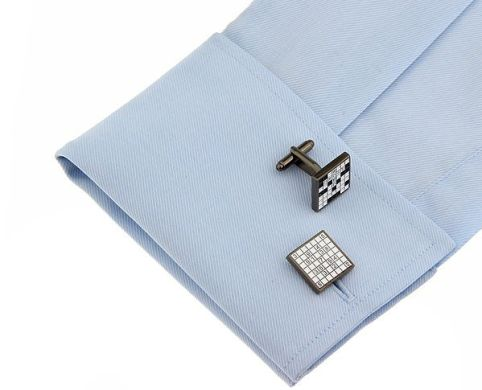 Fashion crossword design Cufflinks men shirt Cufflinks   Men s     Fashion crossword design Cufflinks men shirt Cufflinks