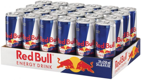Image result for red bull energy drink 24x250ml
