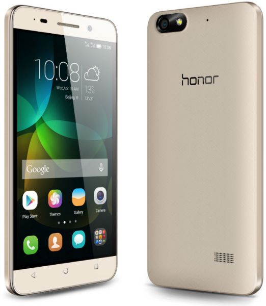 Image result for Huawei Honor 4C 8GB - Gold