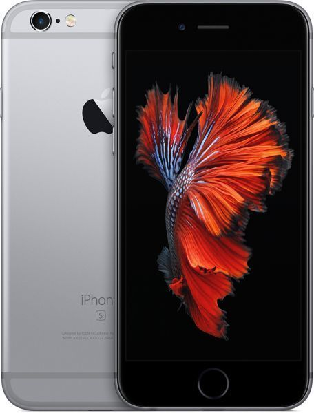 Apple iPhone 6Swith FaceTime- 32GB, 4G LTE, Space Gray