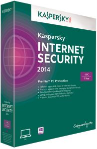 Kaspersky Internet Security 2014 (1 User) (Software)