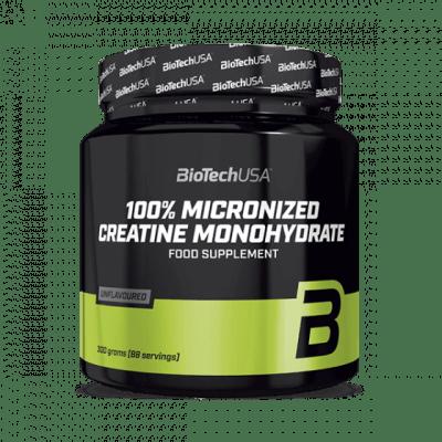 100% Créatine Monohydrate – BioTech USA