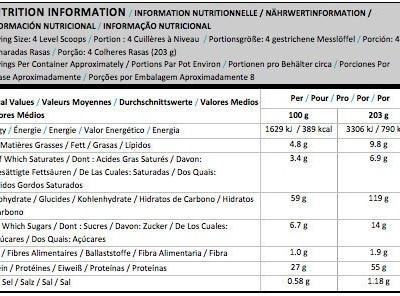 Gold Standard Gainer – Optimum Nutrition