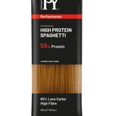 HIGH PROTEIN SPAGHETTI – Pasta Young – 250g