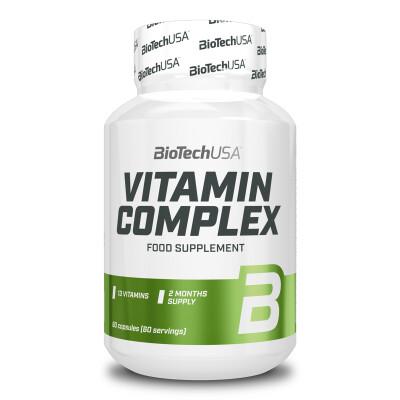 VITAMIN Complex – Biotech USA