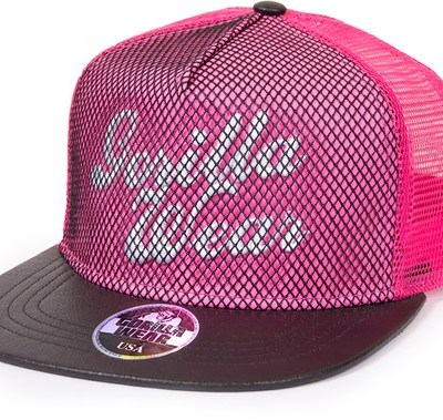 Mesh Cap – Pink