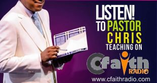 Pastor Chris On Cfaith Radio