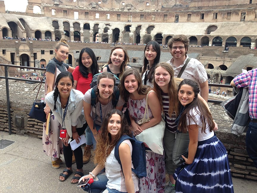 IMG 6362 lores - A Study Abroad Experience: Christian Faith and Visual Culture in Rome