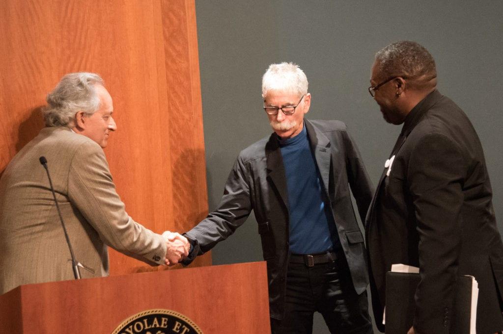 DSC 5342 1 - Two Communication Studies Professors Garner Prestigious Faculty Awards