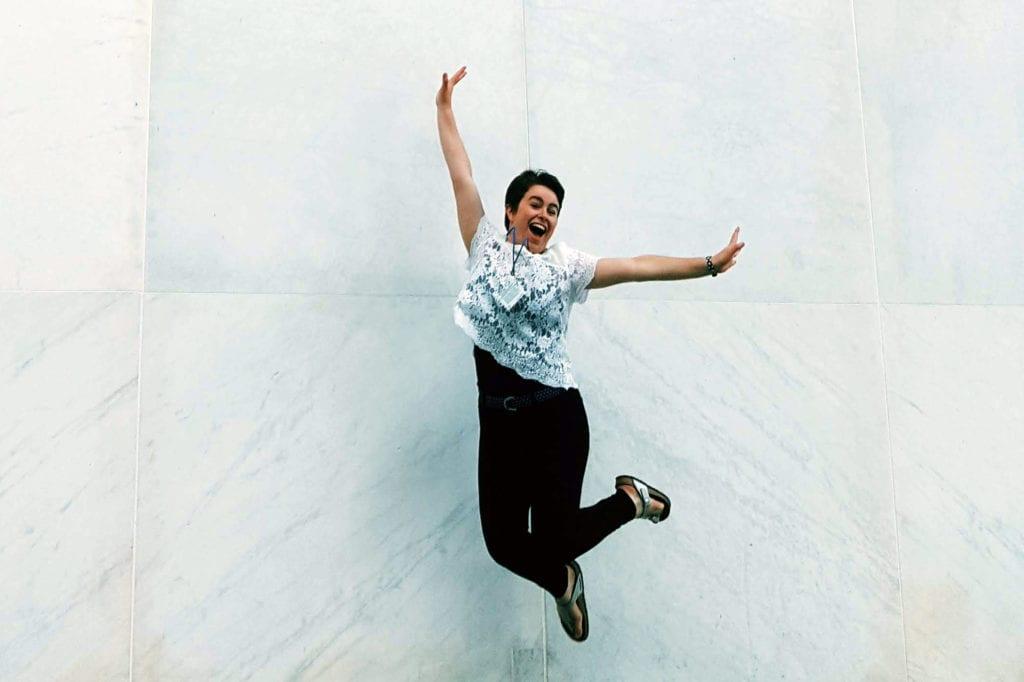 Gillian IDJA - Writing in the Language of Dance