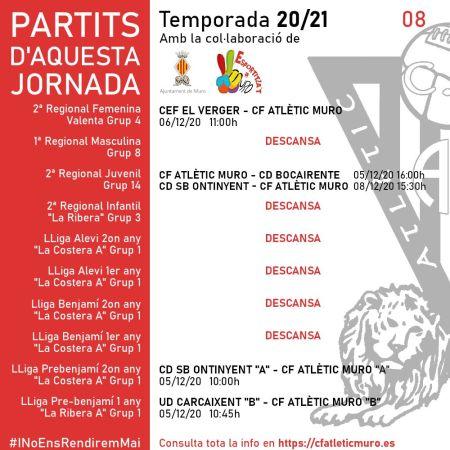Lee más sobre el artículo Partido frente al CEF El Verger