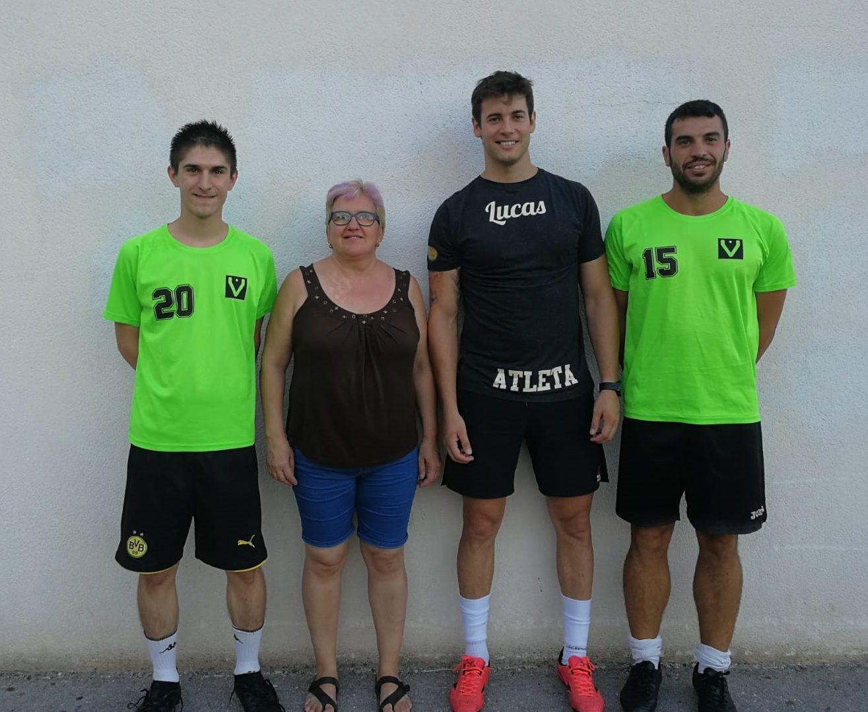 Read more about the article Leandre, Carlos i Antoni continuen amb nosaltres