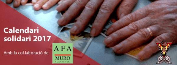 Read more about the article Calendari solidari amb l'AFA Muro i Comarca