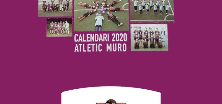 Calendari solidari 2020 amb Utopia Iguala