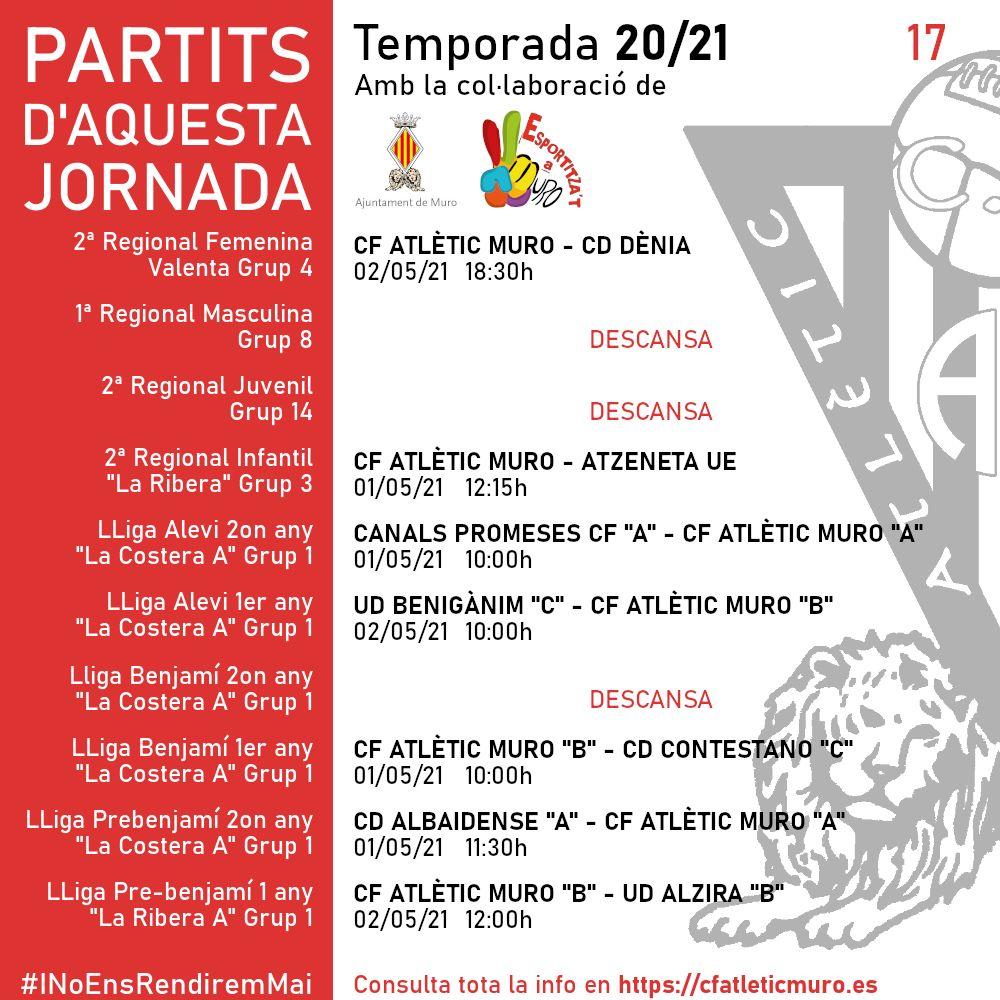 You are currently viewing Partit davant el CD Denia… i amb l'afició al camp